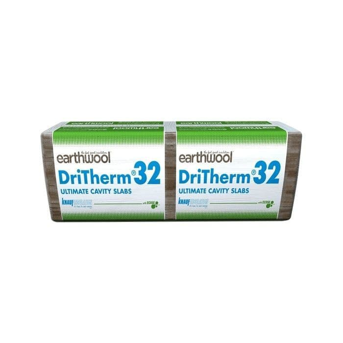 100mm Knauf Dritherm 32 - 20 Pack Best Price Deal