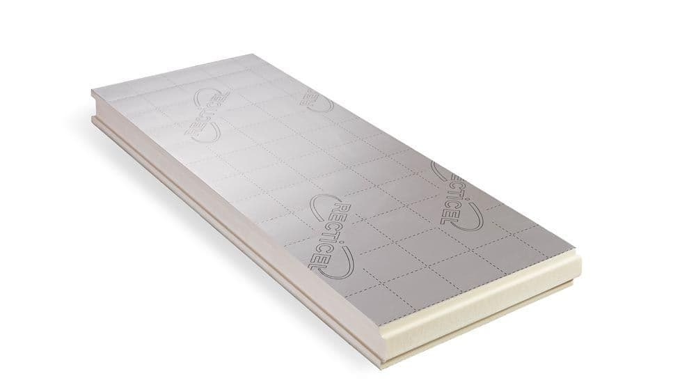 115mm Recticel Eurowall Plus Full Fill Cavity Insulation Board - 4.32m2 pack