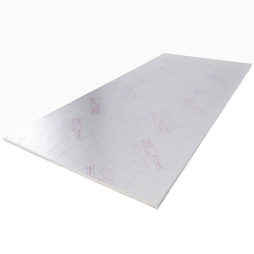 25mm Celotex TB4025 PIR Insulation Board 2400x1200mm