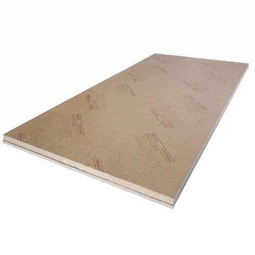 62.5mm Celotex PL4050 PIR Insulated Plasterboard - 1.2m x 2.4m