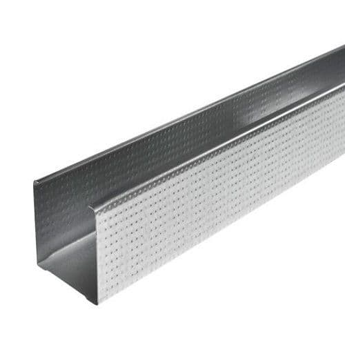 Buy 70mm Metal C Stud x 2.4m **50 Length Best Price Deal**