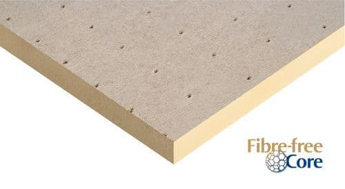 80mm Kingspan TR27 1.2m x 0.6m, 6 Boards Per Pack