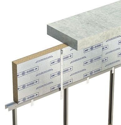 AIM Partition Head Fire Barrier - *Price On Application*