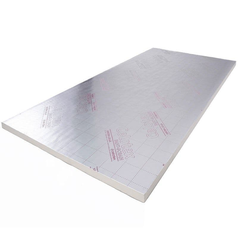 Celotex PIR Insulation Board 2.4m x 1.2m - All Sizes