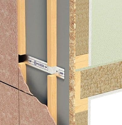 FF102/25 Intumescent Cavity Barrier