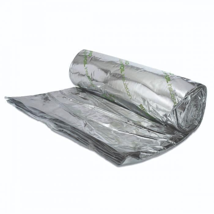 SuperFOIL SF40 Multi-layer Foil Insulation 1.5m x 10m - 15m2