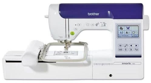 Brother Innovis F480 Sewing & Embroidery Machine