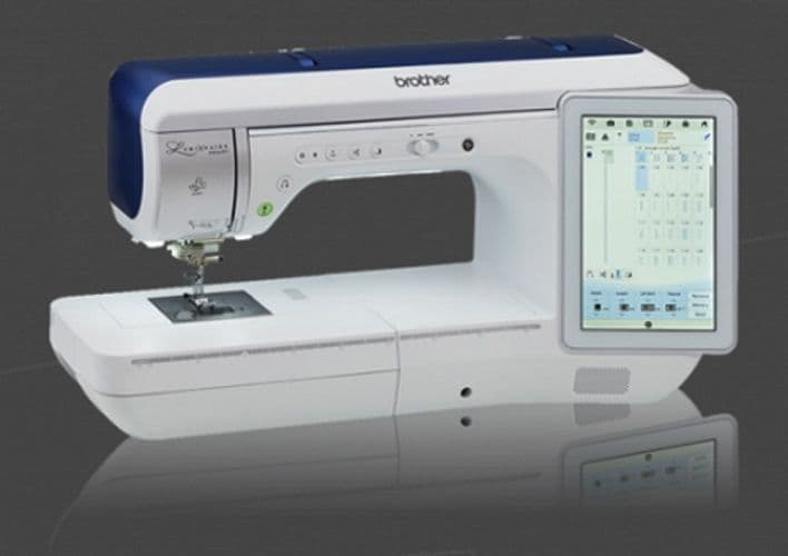 Brother Innovis  XP1  Luminaire  Embroidery/Sewing Machine