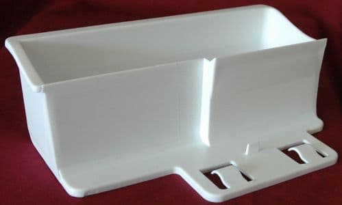 Brother Trim Trap For Brother 1034d Overlocker - Part No XB0958001 - BR020
