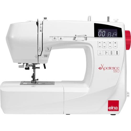 Elna 550 Experience Sewing Machine