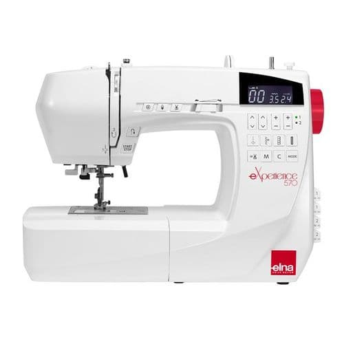 Elna 570A Sewing Machine