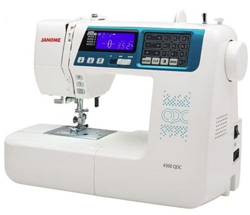 Janome 4300QDC Sewing Machine