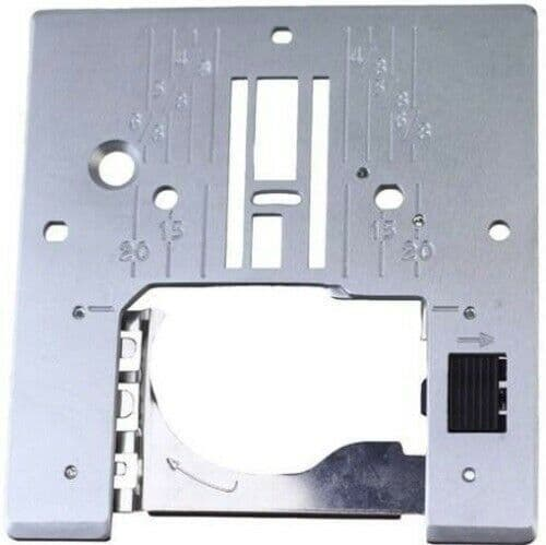 Janome Genuine Needle Plate Fits 625E/521/525/7025 Part Number 751603400 - BR039