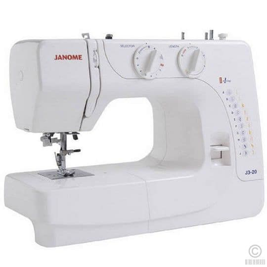 Janome J3-20 Sewing Machine - IN STOCK