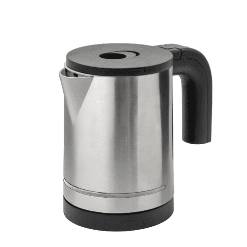 Bentley Halo 0.8 Litre Compact Kettle, Stainless Steel (Case of 8)