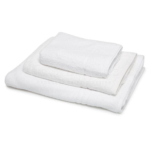 Chelsea 500gsm Towels White (Case of 10)