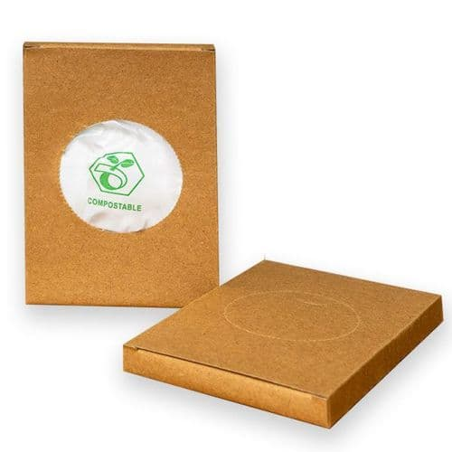 Compostable Sanitary Bag Refills (Case 48 packs)