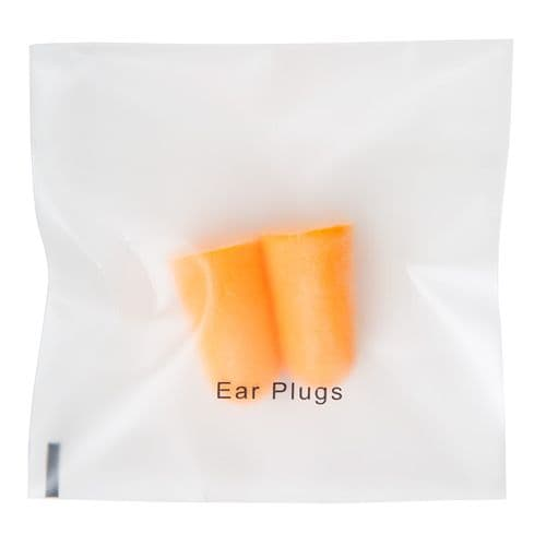 Ear Plugs in Sachet (Case 100)