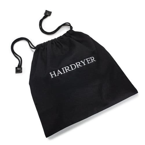 Hairdryer Bags, Black