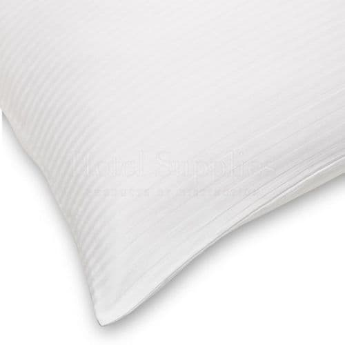 Microstripe Cotton Bed Linen