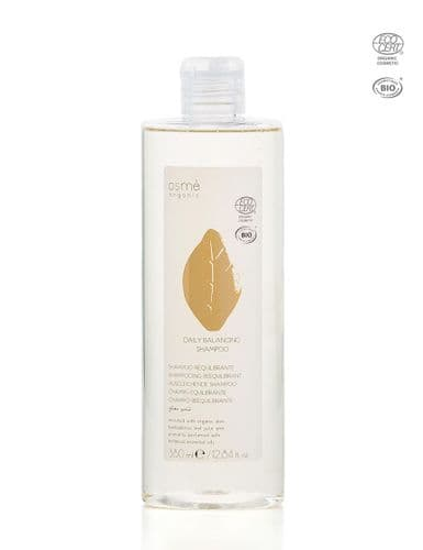 Osme Organic Daily Balancing Shampoo, 380ml (Case of 18)
