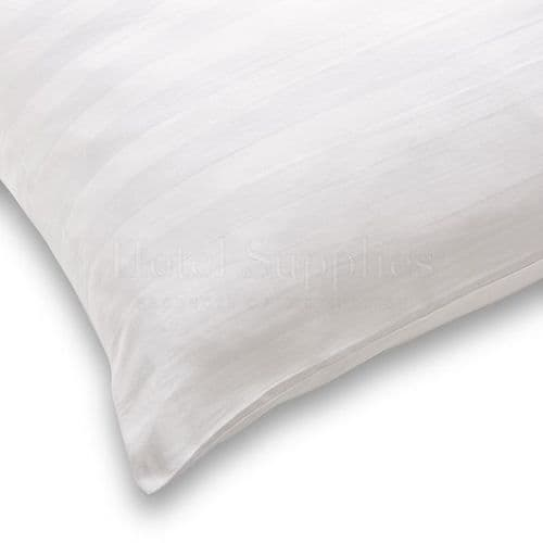 Prima Satin Stripe Bed Linen