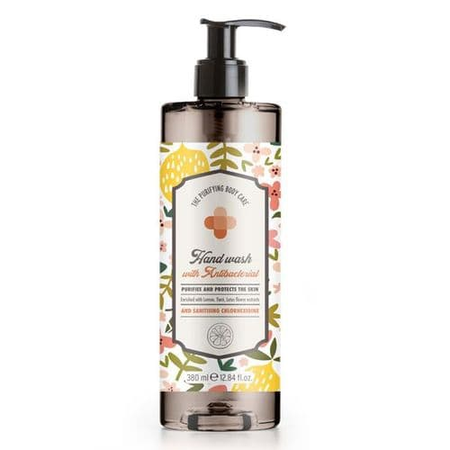 The Purifying Body Care Body Lotion with Antibacterial,  Sealed Pump Dispenser 380ml (case of 18)