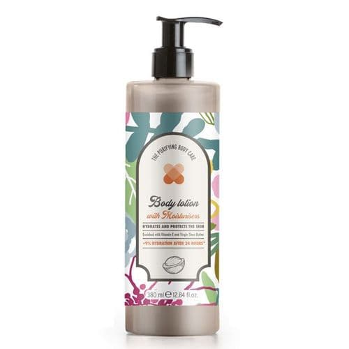 The Purifying Body Care Hand Wash with Antibacterial,  Sealed Pump Dispenser 380ml (case of 18)