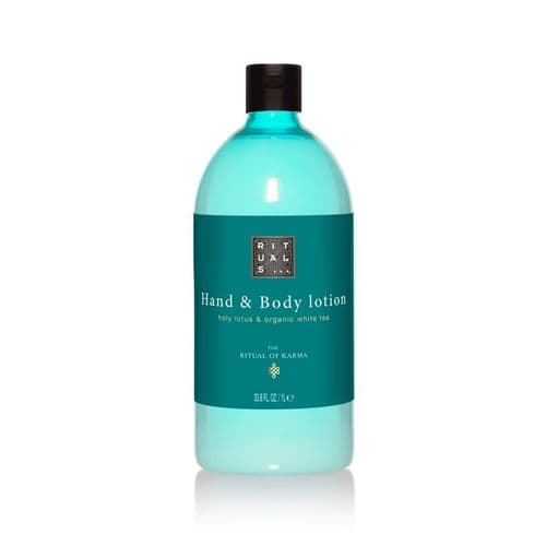 The Ritual of Karma Hand & Body Lotion, 1 Ltr Refill (Case of 6)