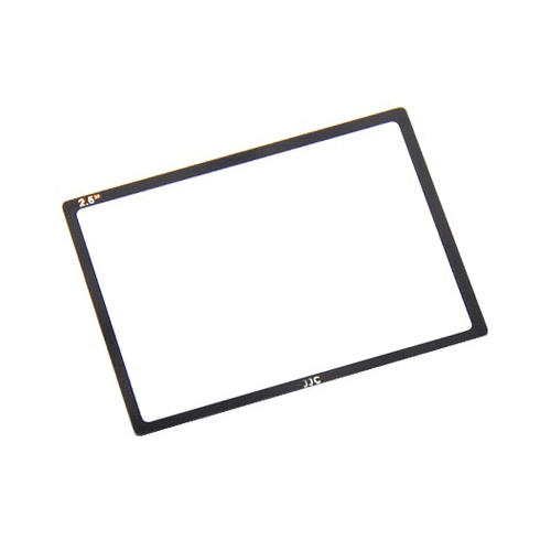 "2.5"" LCD Screen Protector"