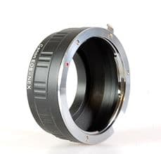 Canon EOS Lens to Sony NEX E-Mount Adaptor - Canon EOS Lens to Sony NEX E-Mount Camera Adaptor