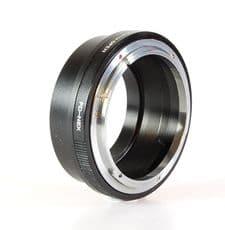 Canon FD Lens to Sony NEX E-Mount Adaptor - Canon FD Lens to Sony NEX E-Mount Camera Adaptor