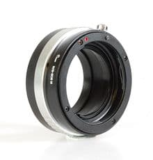 Nikon G Lens to EOS-M Adaptor - Nikon G Lens to Canon EOS-M Camera Adaptor