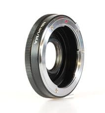 Nikon Lens to Sony Alpha A-Mount Adaptor - Nikon Lens to Sony Alpha A-Mount Camera Adaptor