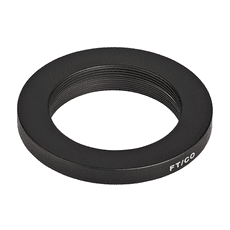 Novoflex M42 lens to Four Thirds camera adaptor