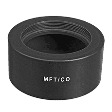 Novoflex M42 lens to Micro Four Thirds camera adaptor