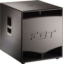 FBT PROMaxX 15 SA Processed Band-pass Active Subwoofer - 15""