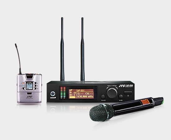 JTS UF-20S Single Channel Wireless Radio System