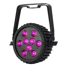 LEDJ Intense 9HEX10 LED Slim Par